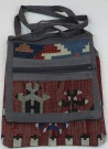 Antique Kilim Handbag H56