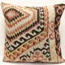 XL397 Antique Kilim Pillow Cover