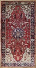 R7658 Antique Kula Turkish Carpet