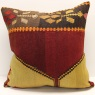 XL414 Antique Large Kilim Cushion Cover