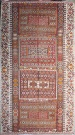 R6831 Antique Large Kilim Rug