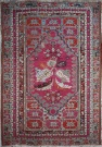 R3864 Antique Mujur Rug