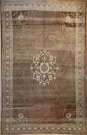 R4477 Antique Persian Bidjar Carpet