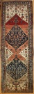 Antique Persian Carpet Runner R7987