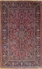 R8472 Antique Persian Kashan Rugs