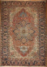 Antique Persian Serap Carpet R6922