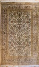 R6048 Antique Persian Tabriz Carpet