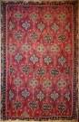 R7358 Antique Sarkisla Kilim Rug