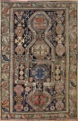 R1935 Antique Shirvan Caucasian Rug