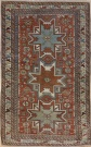 R1183 Antique Shirvan Rug
