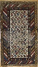 R2883 Antique Shirvan Rug