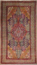 R6430 Antique Turkish Burunduz Carpet