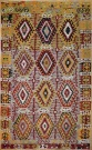R7510 Antique Turkish Cal Kilim Rug