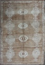 R4138 Antique Turkish Kars Carpet