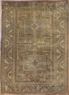 R3737 Antique Turkish Ezine Rug