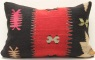 D276 Antique Turkish Kilim Pillow Cover