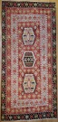 R7156 Antique Turkish Kilim Rug