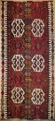 R8742 Antique Turkish Kilim Rug