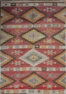 R3664 Antique Turkish Konya Kilim Rug