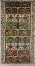 R7383 Antique Turkish Konya Kilim Rug