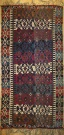 R7804 Antique Turkish Konya Kilim Rug