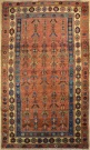 F886 Antique Turkish Konya Rug