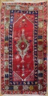 R2849 Antique Turkish Konya Rug