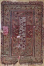 R1430 Antique Turkish Milas Rug