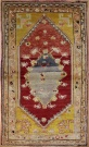 R5881 Antique Turkish Milas Rug