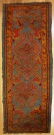 R4800 Antique Ushak Carpet Runner