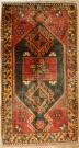 Antique Vintage Turkish Rugs R7923