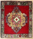 Antique Vintage Turkish Rugs R7945