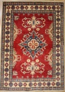 R8853 Beautiful Afghan Kazak Carpets