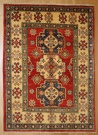 R8277 Beautiful Afghan Kazak Rugs