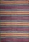 R7512 Beautiful Antique Large Turkish Kilim Rug