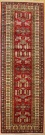 R8109 Beautiful Caucasian Kazak Carpet Runner