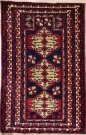 Beautiful Persian Baluch Rug R7990