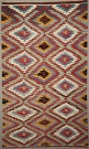 Beautiful Vintage Turkish Kilim Rug R7883