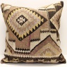 XL468 Extra Large Persian Antique Kilim Cushion Cover