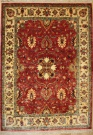 R8364 Fine Persian Ziegler Carpet