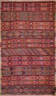 R9149 Flat Weave Turkish Cicim Kilim rugs