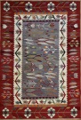 R9143 Flat Weave Turkish Kilim rugs