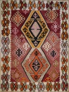 R9151 Flat Weave Turkish Kilim rugs
