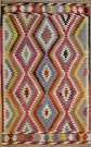 R9156 Flat Weave Turkish Kilim rugs