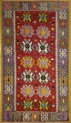 R9172 Flat Weave Turkish Kilim rugs