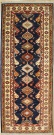 R8296 Gorgeous Caucasian Kazak Carpet Runners