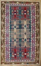 R8257 Gorgeous New Kilim Rugs