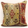 L517 Hand Woven Kilim Cushion Cover
