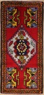 R7909 Hand Woven Vintage Turkish Rugs