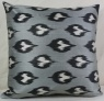 i28 Handmade ikat pillow cover